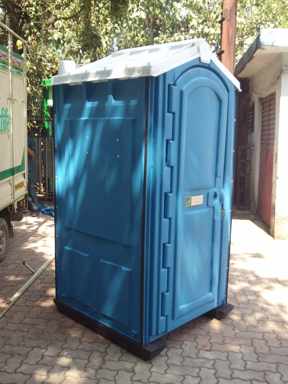 Portable FRP Toilets Videos | FRP Toilet Cabins Videos